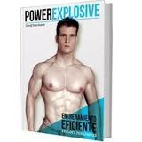 Libro Power Explosive, Musculos Calistenia Fitness Pdf