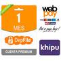 Cuentas Premium Depfile 30 Dias - Oficial 100% Original