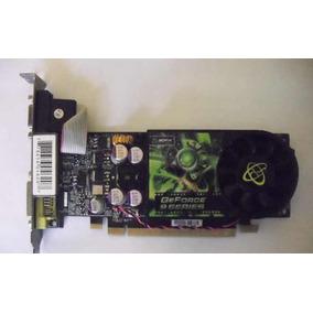 Targeta De Vídeo Geforce 9400 Gt 1 Gb De Memoria Ddr2 Pci