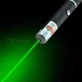 Caneta Laser Pointer Verde Lanterna Mw Até 10km