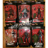 Marvel Legends Serie Man Thing Completa Oferta