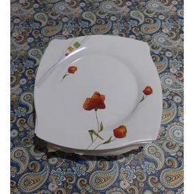 Platos Cuadrados Rojos 25x25cm Fabrica - Vajilla en Mercado Libre ... cbdac199e8dc