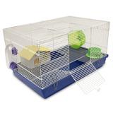 Jaula Tuxon Hamster Erizo Rata Redkite Dy511 Envío Gratis