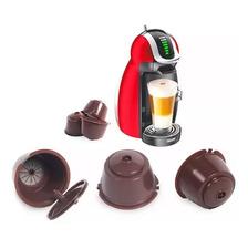 3 Cápsula Reutilizável Dolce Gusto Café, Melhor Preço Refil