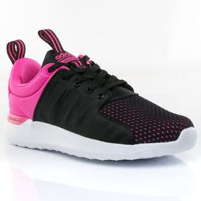 Zapatillas Neo Lite Racer Black/pink adidas Sport 78