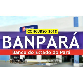 Apostila Banpará 2018- Técnico Bancário