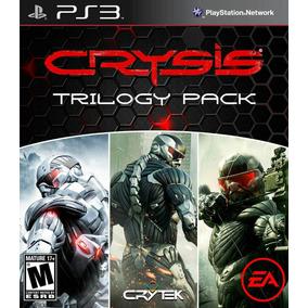 Crysis Trilogia Español 3 X 1 - Mza Games Ps3