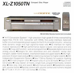 Super Cd Player Jvc Digifine Ñ Marantz Yamaha Pioneer Nad