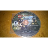 Lego - Lord Of The Ring - Playstation 3 - Ps3 - Disco Solo