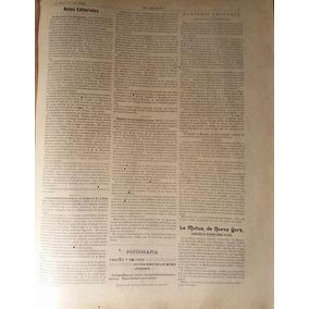 10 Páginas De La Revista El Mundo, 16 De Junio De 1895
