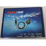 Sata-ide A Usb Cd/dvd Disco Duro Pc O Laptop A Usb Envio Gra