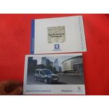 Peugeot Partner 2010 Manual Guantera Original