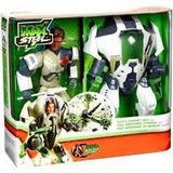 Max Steel Armadura Extrema De Batalla Org Mattel Casper