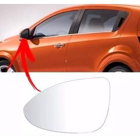 Lente Espelho Retrovisor Sonic 2012 2013 2014 2015 Esquerdo