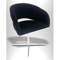 Poltrona Gaia - Palito Giratória - Cadeira - Decorativa Xl