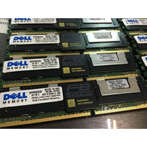 Memoria Fb-dimm 4gb Pc2-5300f Dell Pe 1900 1950 2900 2950