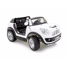 Carrito Electrico Montable Mini Cooper Ironmax Beachcomber