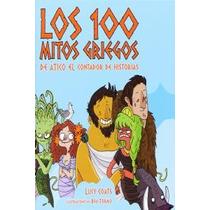 100 Mitos Griegos De Atico Contador De Historia Envío Gratis