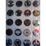 Coleccion Completa De Tazos De Batman Vs Superman