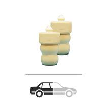 Kit Amortecedor Traseiro 1 Lado Fiat Tempra Sw Tipo 1.6 2.0