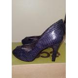 Zapatos De Vestir Puro Cuero Ecco,mango,basement, Zara