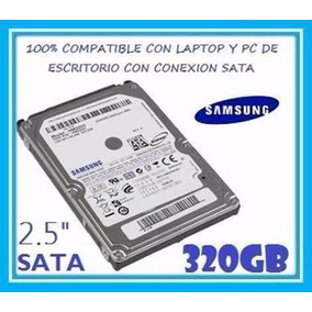 Disco Duro 320 Gb Sata Samsung Para Laptops Pc´s - Play 3