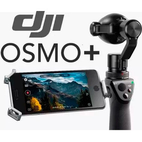 Dji Osmo+ Plus Zoom 7x 4k + 2 Bateria + Micro - Novo