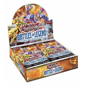 Yu-gi-oh! Battles Of Legend Booster Box