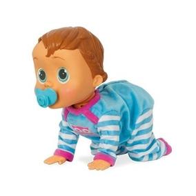 Boneca Interativa Baby Wow Anda | Fala | Ri C/ 12 Funções