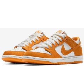 Tênis Nike Sb Zoom Dunk Low Pro Circuit Orange