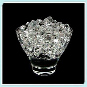 Perla Biogel Hidrogel Transparente Bolita 4320u. Microcentro