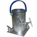 Forma Para Corpo De Prova Cilíndrico 10x20cm (concreto)