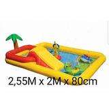 Play Center Inflable / Centro De Juegos Intex