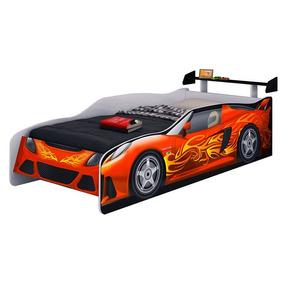 Cama Carros Sport Car Infanto Juvenil - Moveis Estrela