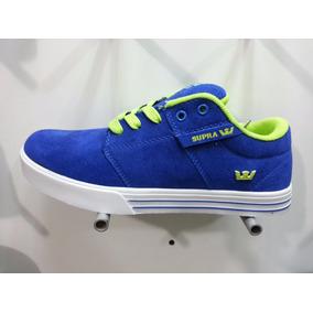 Nuevos Zapatos Skate Supra Para Caballeros (39-44 Eur)