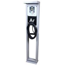 Calibrador De Pneu Com Pedestal. 230v. 145 Psi - Pnt4