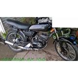 Escape Macondo Yamaha Rx 100 / 125 Progresivo