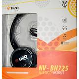 Auricular Neo Vincha Bluetooth /sd/fm Nv- Bh725 Tucuman