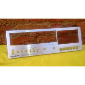 Painel Tape Deck Gradiente Cd-4000 - Lindo !!!