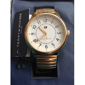 Relógio Feminino Tommy Hilfiger Dourado! Original