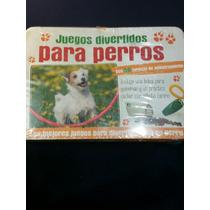 Juegos Para Perro 50 Tarjetas Con Juegos Clicker Con Silbato