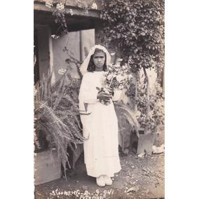 Foto Antiga - São Lourenço - Minas Gerais - 2/9/1941