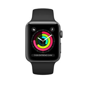 Apple Watch Série 3 42mm Mr362ll Gray/cinza Novo Original