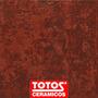 Ceramica De Patio Colonial Rosso 45x45 1ra San Lorenzo Totos