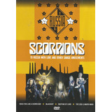 Dvd - Scorpions - To Russia With Love And Other ...- Lacrado