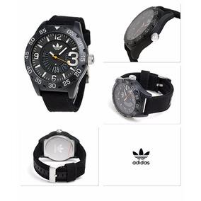 Reloj adidas Newburgh Negro Modelo: Adh3157.