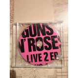 Cd Guns N Roses Sin Portada