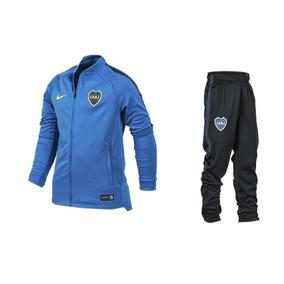Conjunto Nike Niños Boca Juniors 100% Original Con Garantia