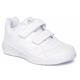 Tenis adidas Niño Color Blanco 20 Mex