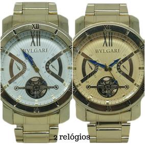 ef7c1595688 Relogio Bvlgari Original Masculino Pernambuco Feminino - Relógios De ...